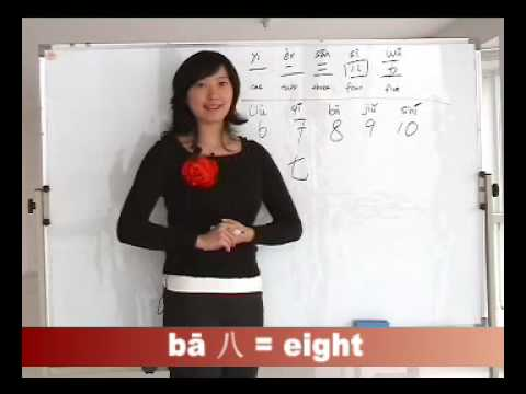 Learn Chinese - Numbers
