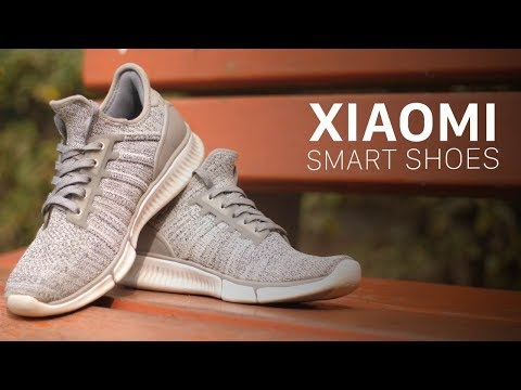 Xiaomi Smart Shoes: Yes, They Are Awesome!