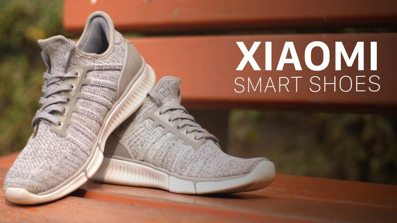 Xiaomi Smart Shoes: Yes, They Are