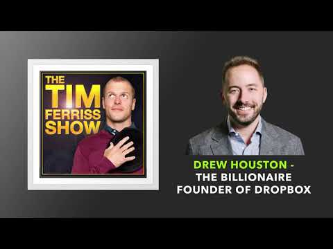 Drew Houston Interview | The Tim Ferriss Show (Podcast)