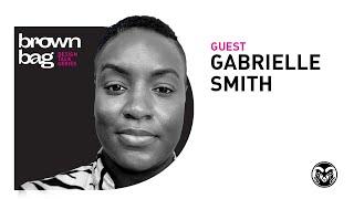 D Brown Bag -  GABRIELLE SMITH