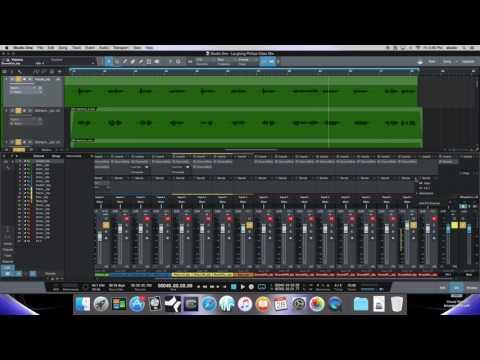Basic Studio One Prime Mixing - Part 5B - Static Mix: Kick and Bass