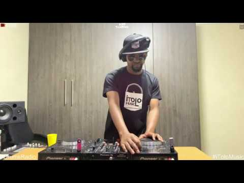 Afro House Mix | iTolo Music Sessions #103: Aso Tandwa | Drums Radio Live Mix