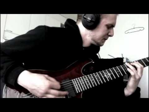 The Berzerker - No One Wins + Death Reveals guitar cover.