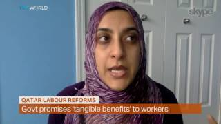 Money Talks: Qatar's labour law changes