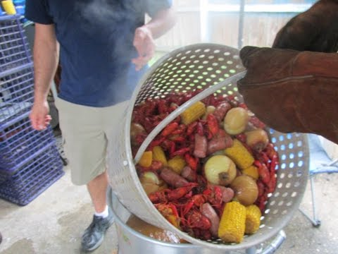 How To Have A Cajun Crawfish Party 2015 Spring Fling