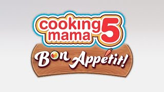 Cooking Mama 5: Bon Appétit! OST - All Mama Phrases (SFX)