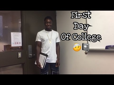 First Day of College Skit (Inspired by @HaHaDavis)