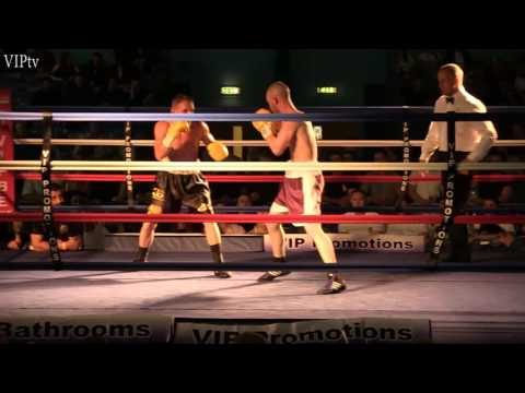 Anthony Smith v Craig Derbyshire 10.6. 2017 at Leigh Sports Village