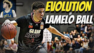The EVOLUTION Of LaMelo Ball 📈