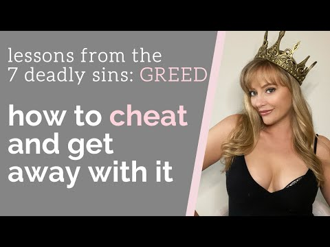 EVIL WEEK: DATING ADVICE: How To Cheat & Not Get Caught   Shallon Lester