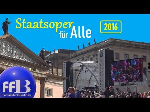 Staatsoper für Alle 2016