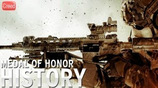 History of - Medal of Honor (1999-2013)