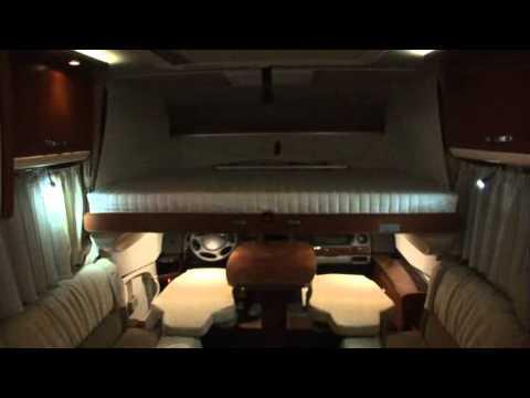 Model Frankia Integraal Camper  8800 QD