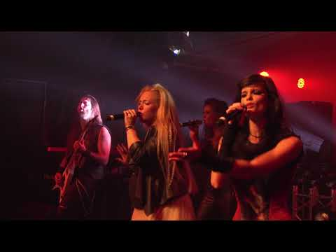 EXIT EDEN - Incomplete (Backstreet Boys Cover) LIVE @ HH Metal Dayz | Napalm Records