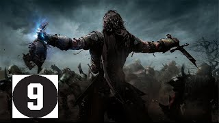 Middle earth: Shadow of Mordor - PS4 - Gameplay Walkthrough No Commentary Part 9 - The Warchief