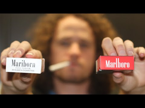 Thumbnail: CIGARROS PIRATAS vs CIGARROS ORIGINALES