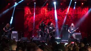At The Gates - At War With Reality Live @ Tuska Open Air Metal Festival 30/6/2018