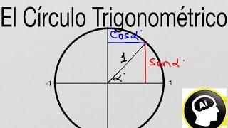 El Círculo Trigonométrico
