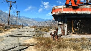 Fallout 4 - Official Trailer русские субтитры