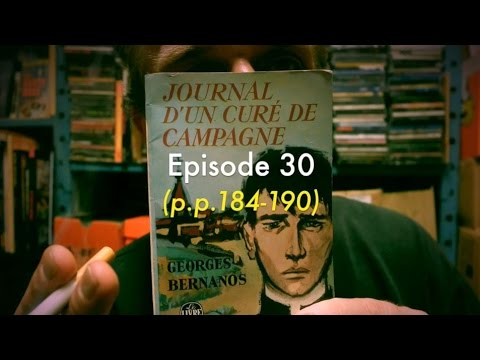 Journal d'un curé de campagne (#30) Georges Bernanos (lecture Grégory Protche)