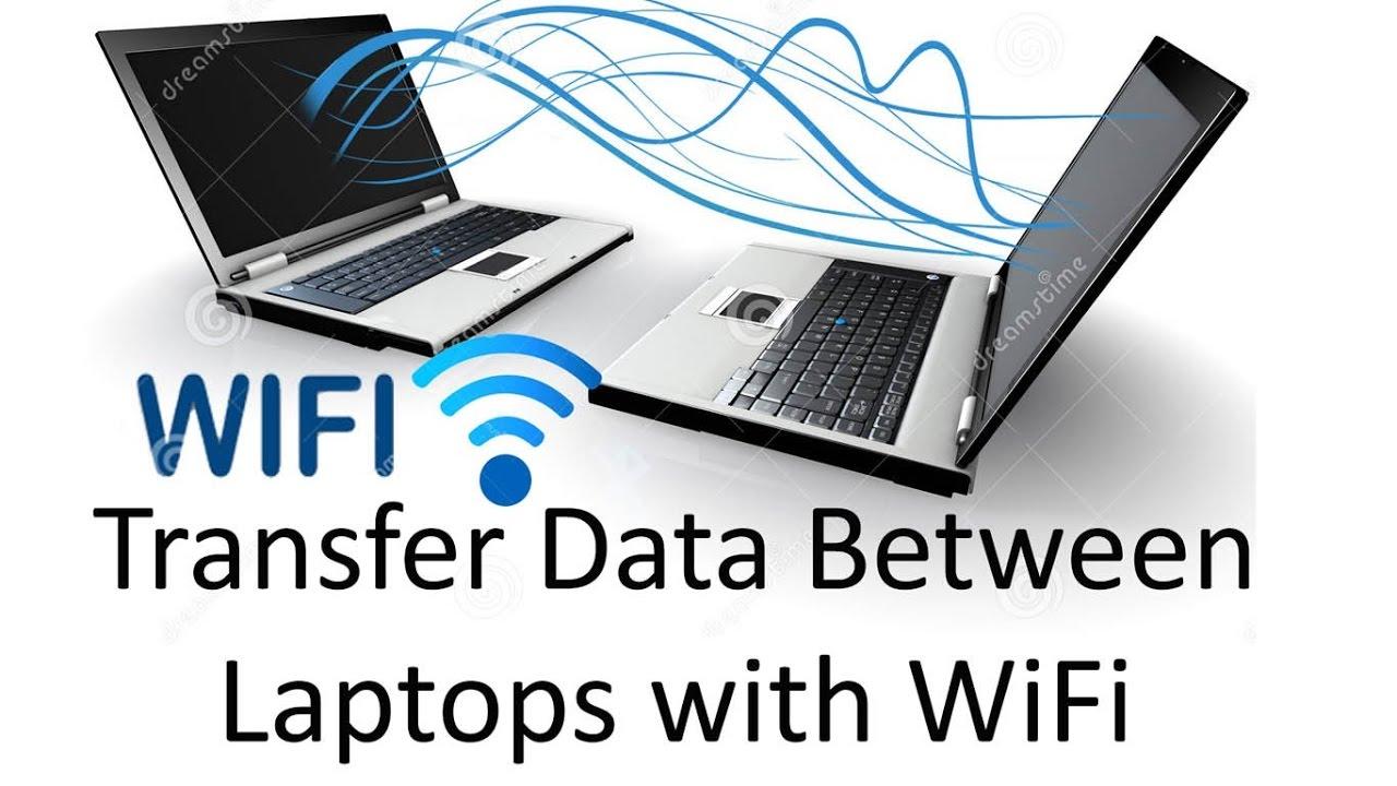 Chỉ dẫn Truyền Dữ Liệu Giữa 2 pc Qua Wifi Trên hệ điều hành win 10