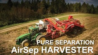 The AirSep Harvester