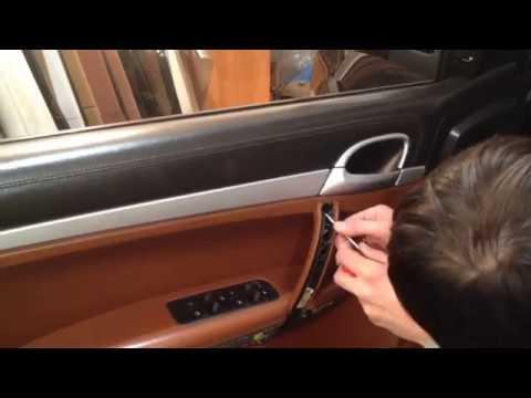 розборка двери Porsche Cayenne S/порше кайен
