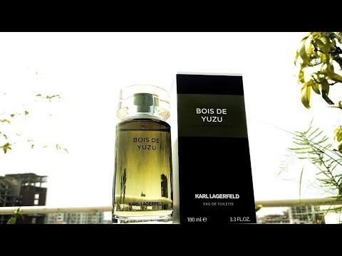 Karl Lagerfeld Bois De Yuzu Fragrance Review (2019)