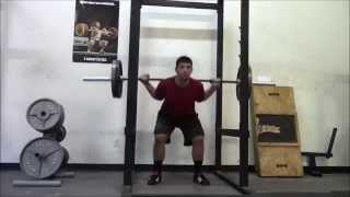 SuperSquats Week1 Workout1 5 19 15