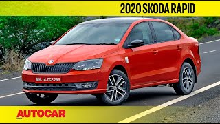 2020 Skoda Rapid Review - Can TSI Replace TDI? | First Drive | Autocar India