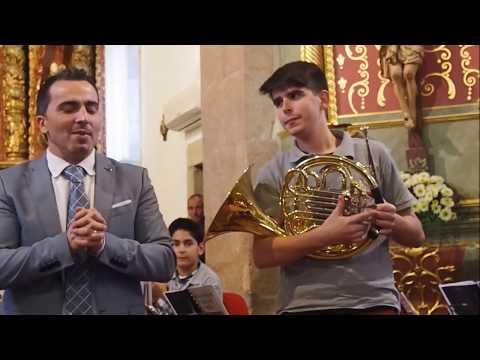 Concerto Solidário. 1ª Parte - BRASS BAND de Murça