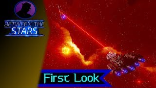 First Look - Between The Stars - Into Space We Go!