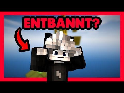 ByQuadrix Auf Rewi ENTBANNT Minecraft Bedwars YouTuby - Minecraft spieler entbannen