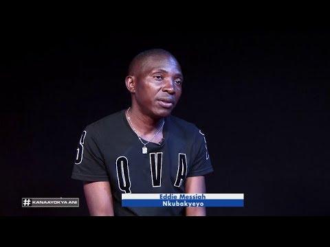 KANAYOKYA ANI:Eddie Messiah Nkubakyeeyo ajerega abe S. Africa.A