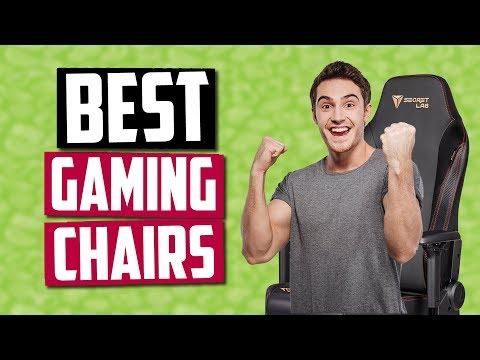 Best Gaming Chairs In 2020 [Top 5 Ergonomic Picks]