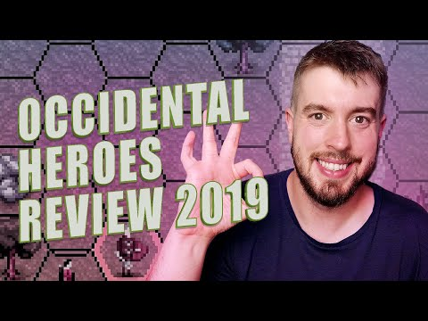 Occidental Heroes Review 2019 - Awesome Roguelike RPG