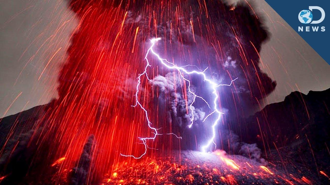 Volcano Lightning: How Does It Happen?