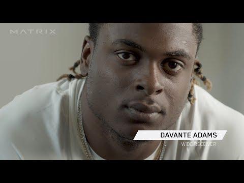 Davante Adams – Home Gym Powered By Matrix