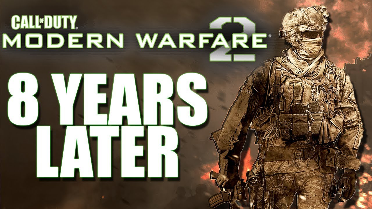 MW2 STILL ACTIVE in 2018? Modern Warfare 2 Review - Is It DEAD?