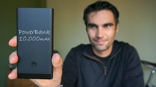 Huawei Power Bank de 10000 mAh | review en español