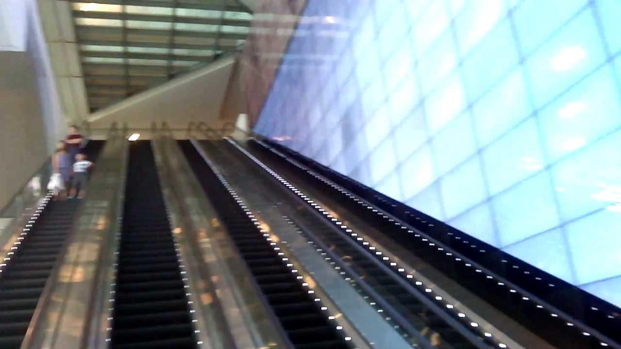 las escaleras mecanicas mas largas del mundo en singapur youtube ForEscaleras Largas