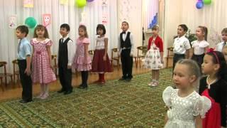 """День матери в детском саду №81 """"Белоснежка"""""""