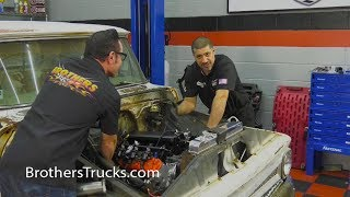 Sam's Garage S2 - 1964 Chevy Truck LS Engine Swap / Episodes 7-13