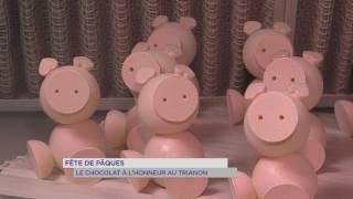 Fête de Pâques : le chocolat à l'honneur au Trianon