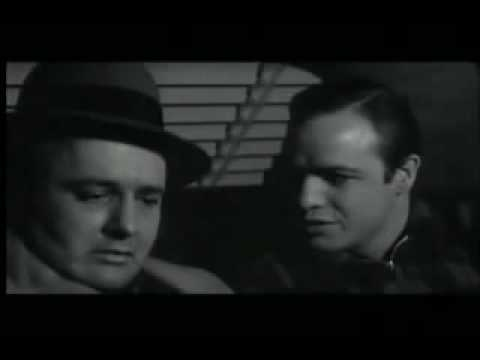 On The Waterfront-The most Famous scene with that quote-I Could Have Been A Contender.flv