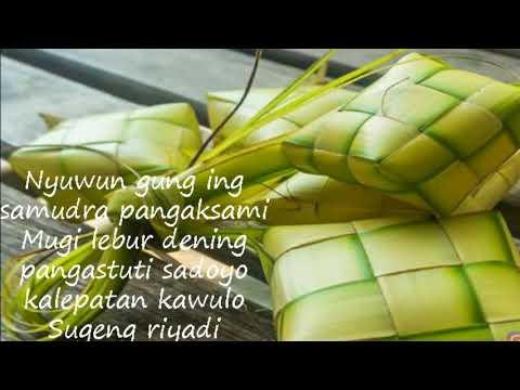 Ucapan Selamat Hari Raya Idul Fitri 1439 H Bahasa Jawa Youtube