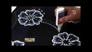 Acrilex - Artesanato - Técnicas com Acripuff