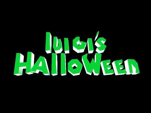 Luigi's Halloween (SM64 rom hack by Ultra M)