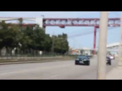 Aston Martin V8 Vantage Acceleration Sound!